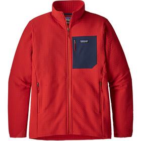 Patagonia R2 TechFace Jacket Herren fire